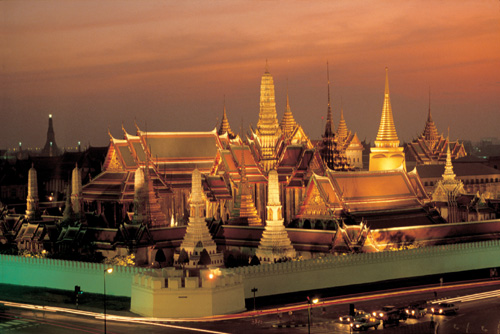 Circuit Orchidées de Bangkok au Triangle d' Or 3*