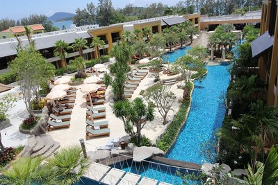 Phuket, rawai palm beach resort 4*