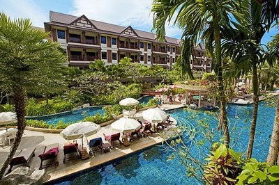 Hôtel Phuket, Kata Palm Resort & Spa 4*NL